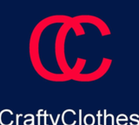 CraftyClothes - Crafty Clothes fashion Logo logo
