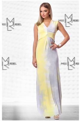 Milva ruha hosszú sárga#151454 image