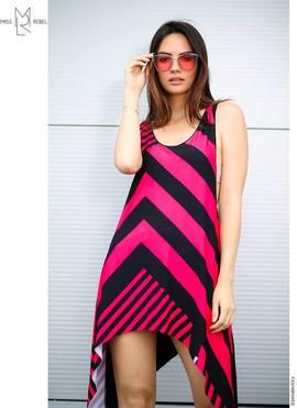 Tornádó ruha pink#152719 image