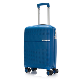 "Bontour ""Cruise"" 4 Kerekes Kabinbőrönd 55x40x20 Cm Kék#145391 image"
